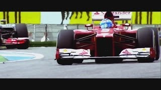 Fernando Alonso Tribute - The Spanish Samurai (2010-2013)