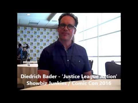 Diedrich Bader   Justice League Action