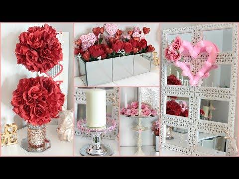 DOLLAR TREE GLAM VALENTINES DAY DECOR 2019