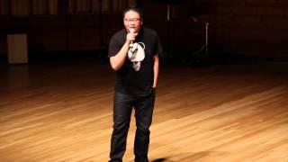 Project Korea V: David So Stand Up