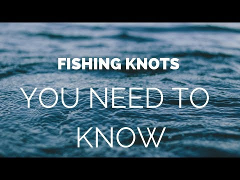 Copper Line Knot/Fundamental Fishing