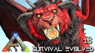 ARK: SURVIVAL EVOLVED - DREADFUL MANTICORE !!! | PARADOS GAIA AMISSA E18