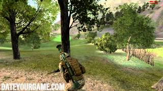 The Chronicles of Arma - Arma 2 Combined Operation Coop Multiplayer Gameplay with the 4th IBCT Realism Unit by Attila16