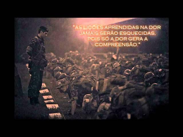 Canção da Infantaria - Exército Brasileiro - VAGALUME e9ca0d81225