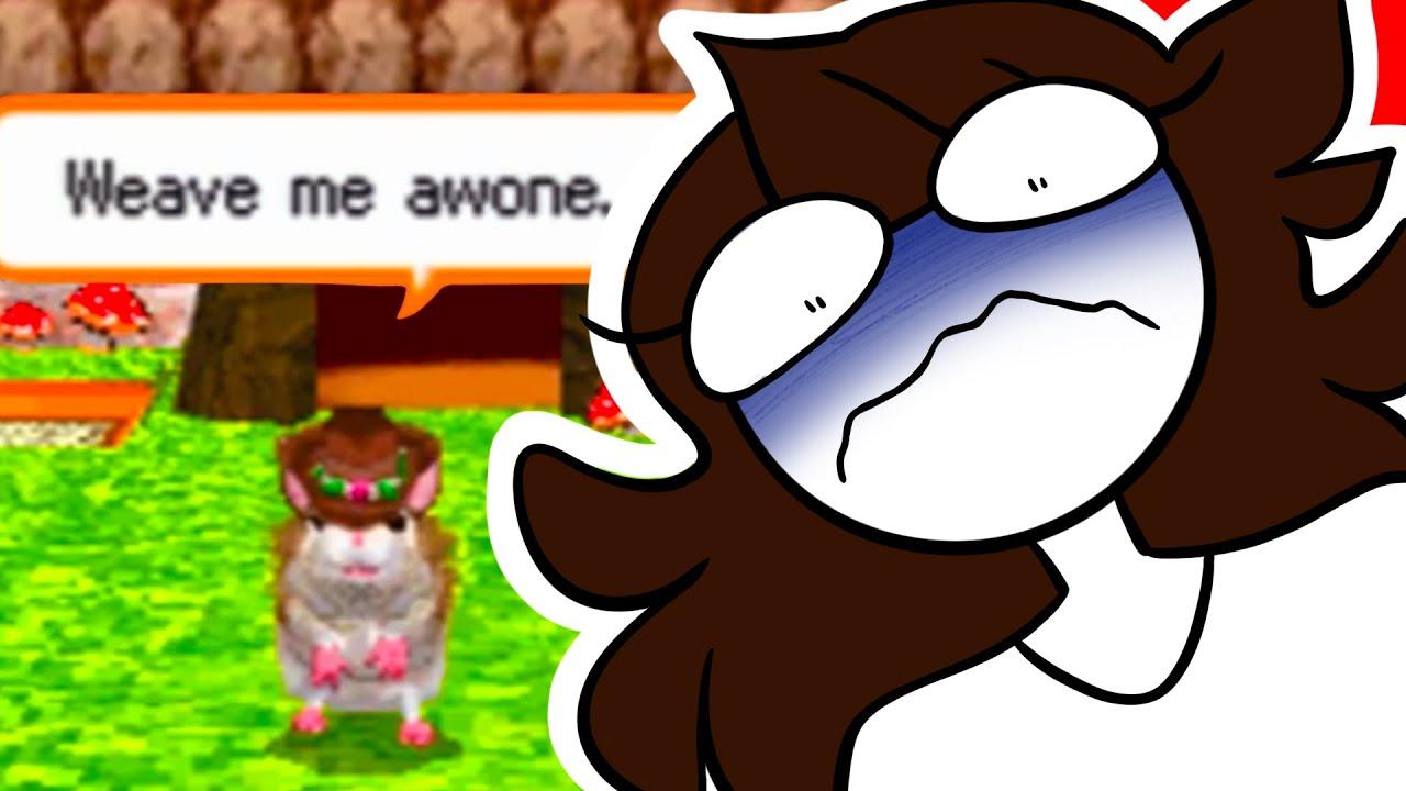 I played weird virtual pet games