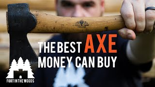 Gransfors Bruk Axe | FITW Gear Review | The Best Axe Money Can Buy | Fort In The Woods