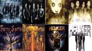 Mix de Mago de oz, Tierra Santa, Saratoga y Helker Heavy Metal en Español