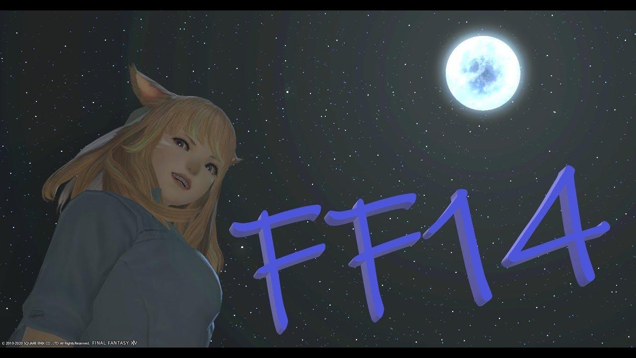 【FF14】零式4層練習! 591万回目【Gaia】