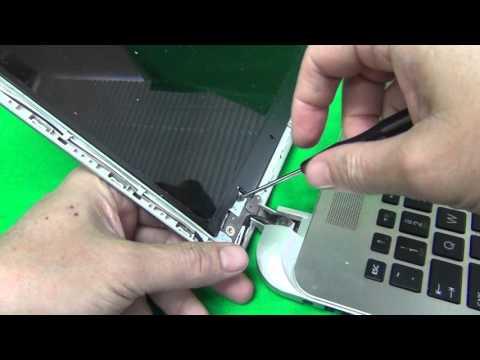 Toshiba Satellite S55-b Laptop Screen Replacement Procedure