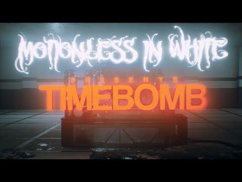 Смотреть клип Motionless In White - Timebomb