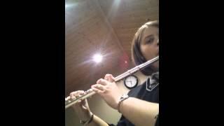 Hazelnut Crunch - Heather Somerville 21/11/13