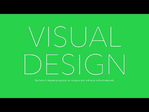 Visual Design   The Art Institutes