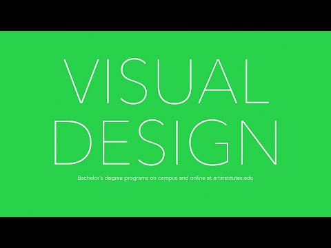 Visual Design | The Art Institutes