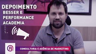 Depoimento - Academia Besser - Consultoria em Gestão e Agência de Marketing