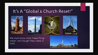 "It's a ""Global & Church Reset!"""