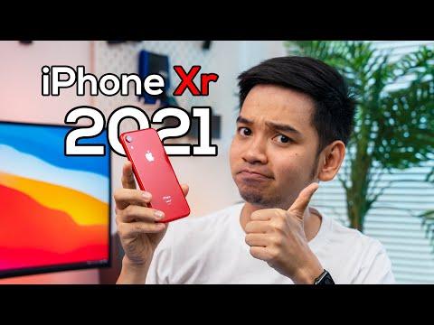 TINGGAL SETENGAH HARGA! Nikmatnya beli iPhone Xr di tahun 2021!