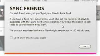 Zune 2.5: Delving Into The Social