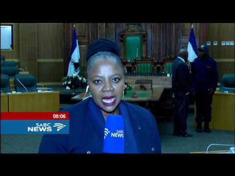 UPDATE: State of readiness for Lesotho Parliament reopening