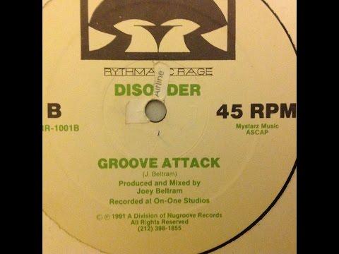 rythmatic rage disorder panic groove attack 1991 joey beltram 90s oldskool techno gabba rave