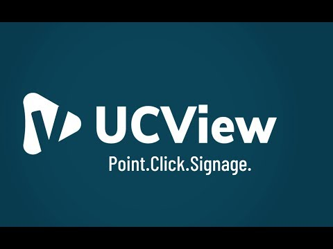 UCView Digital Signage
