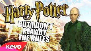 Harry Potter RP but I don't play by the rules