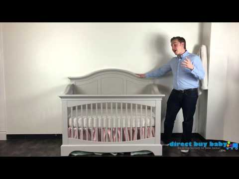 Pali Ragusa Convertible Crib Collection   Pali Enna