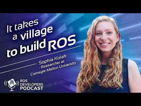 RDP88: It takes a village to build a robot