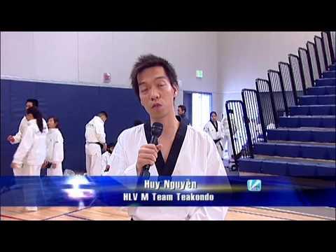 "Team-M Taekwondo: ""Hope for Japan"" on TV"