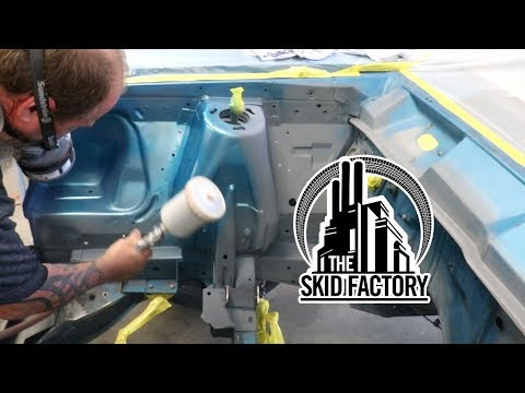 THE SKID FACTORY - V8 Turbo Ford Fairlane [EP5]