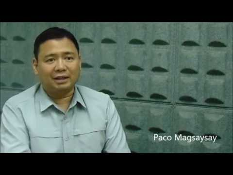 Paco Magsaysay, The Man Behind Carmen's Best