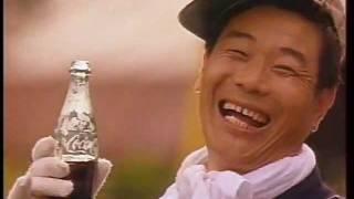 コカコーラCM集 1986~1988年 I feel Coke