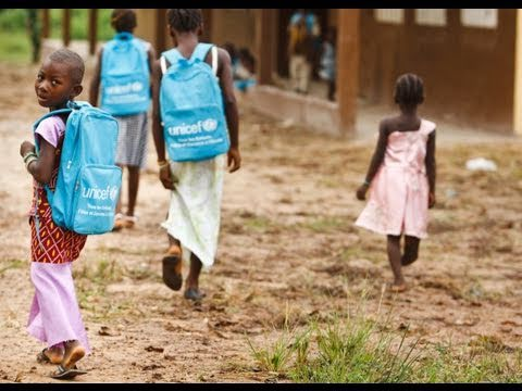 Hundreds of thousands of children return to school in Côte d'Ivoire