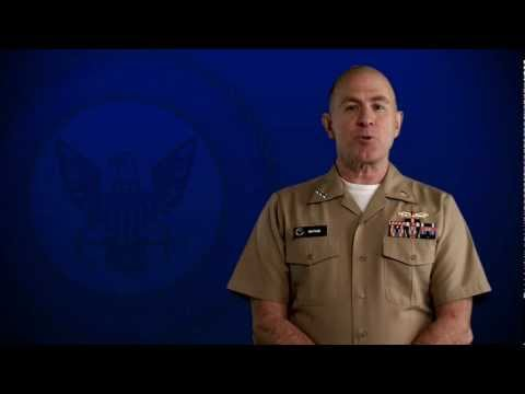 Navy Surgeon General Shares His Priorities And Goals For Navy Medicine