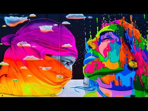 Dasic Fernández - artista urbano | Video Post Marca Chile