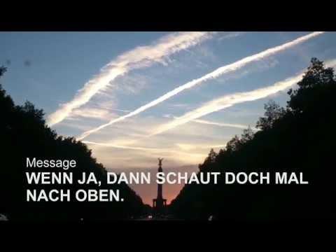 Geo Engineering Dokumentation - Berlin 2015 ( Chemtrails - Germany )
