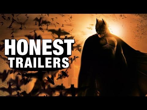 Honest Trailers - Batman Begins
