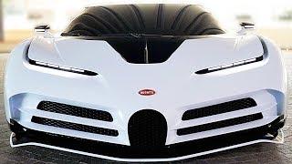 $9M Bugatti Centodieci – Extraordinary Design