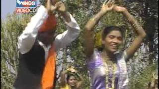 Marathi Song - Kashi Khelti ya Nagin - Chhagan Chougule - Devotional