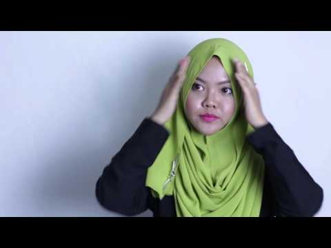 INSTANT MAGIC MOSS CREPE HEADSCARF - TUDUNG