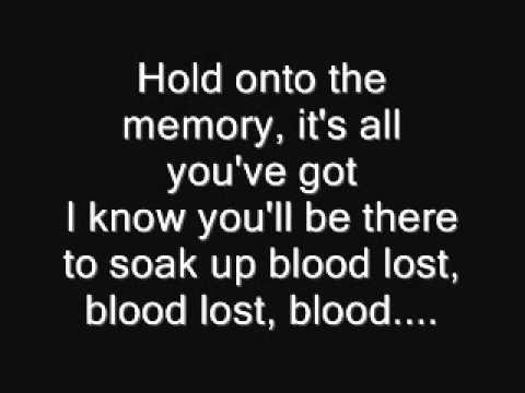 The Distillers - The Hunger Lyrics