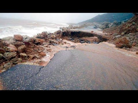 السلطات العمانية تمدد إعلاق مطار صلالة بسبب الإعصار  - نشر قبل 1 ساعة