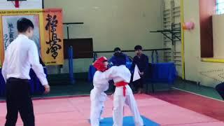 Киокушинкай каратэ Семей