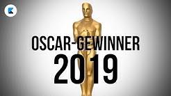 OSCARS 2019 - Alle Gewinner des Jahres