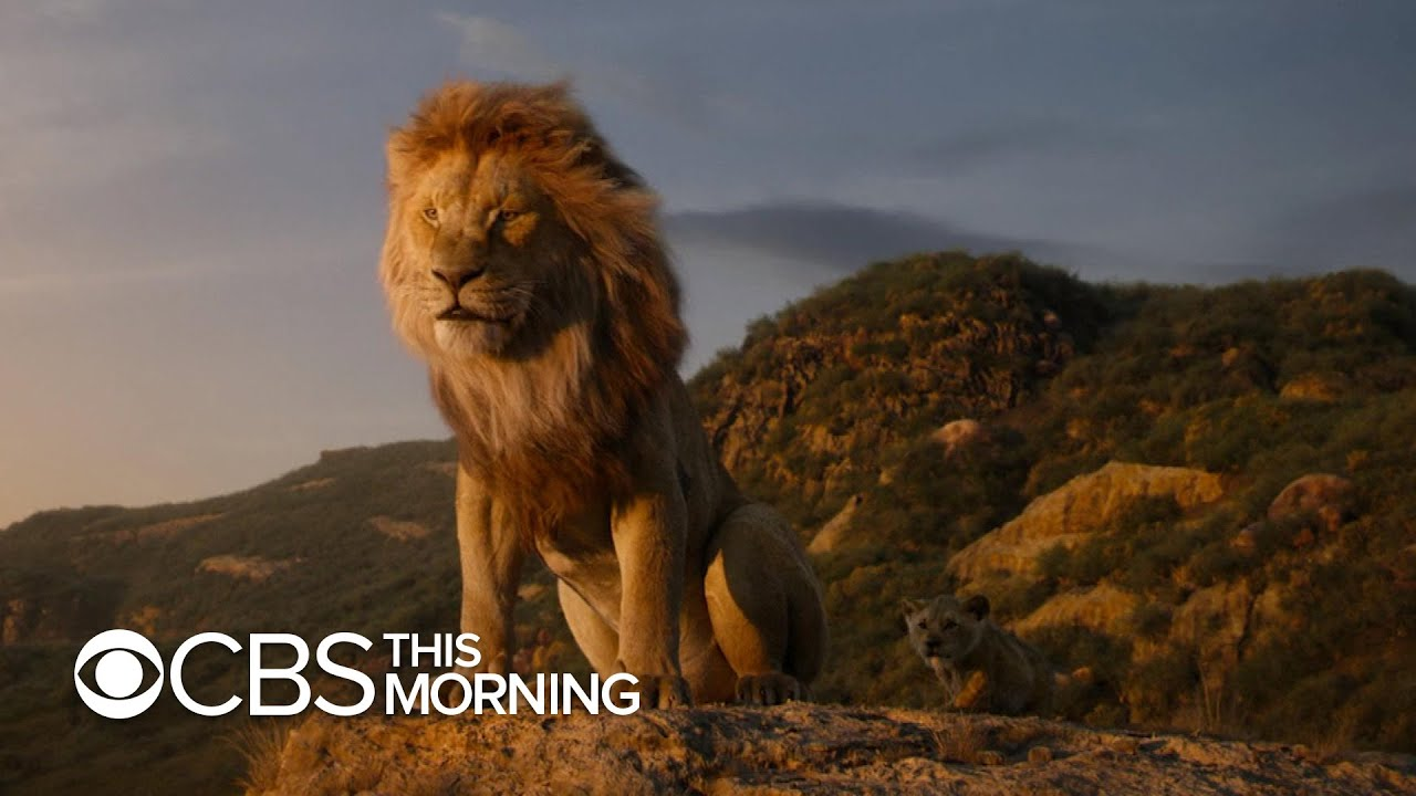 'The Lion King' tops box office in Disney-dominated summer