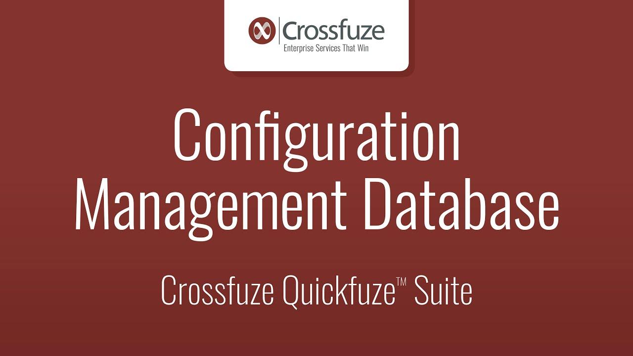 ServiceNow CMDB Quickfuze Application Demo