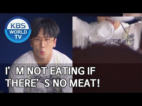I'm Not Eating If There's No Meat! [2 Days & 1 Night Season 4/ENG/2020.05.24]
