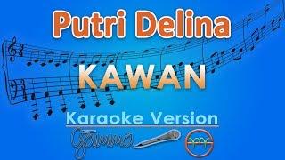 Putri Delina - Kawan  Karaoke Lirik Tanpa Vokal  By Gmusic