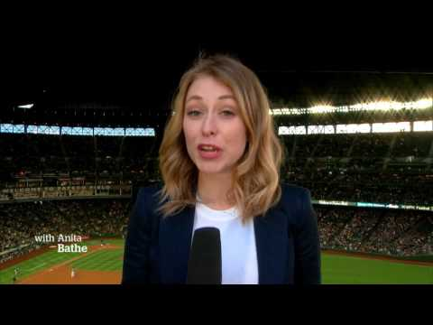 CBC News: Blue Jays fans invade Safeco Field for Seattle series opener