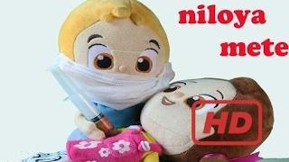 Niloya Çok Şeker Yedi İğne Oluyor Niloya ve Mete Türkçe Çizgi Film  #PUD