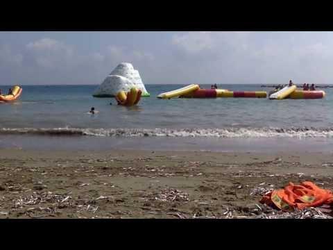 Yeroskipou/Geroskipou Beach Paphos Pafos Cyprus.